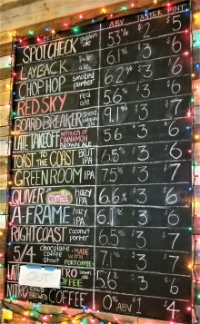 Last Wave Brewing Point Pleasant review
