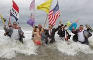 Ocean City NJ business person plunge Memorial Day