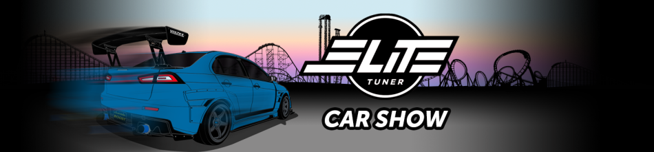 Six Flags New Jersey Elite Tuner Car Show