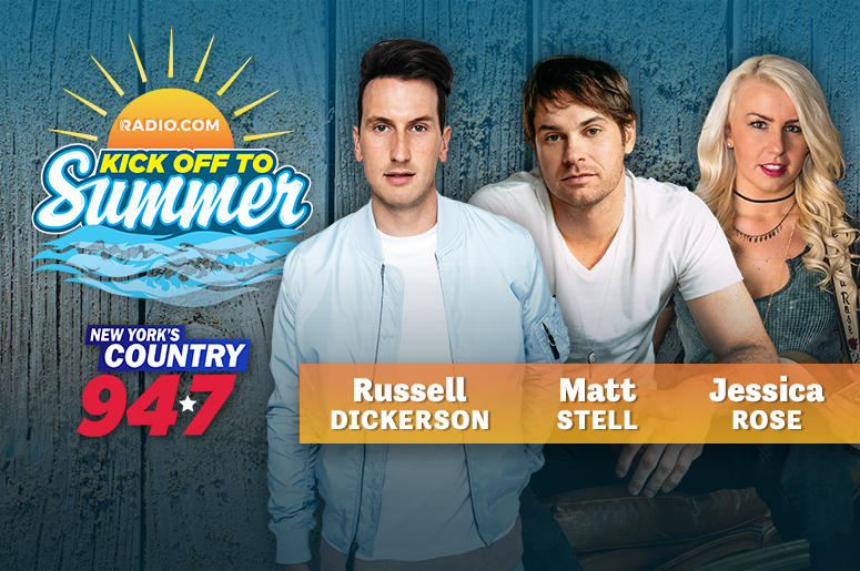 Free country concert Headliner Jersey Shore 2019