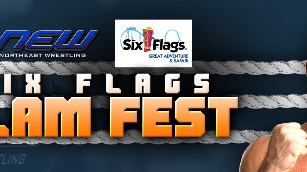 Six Flags NJ Slam Fest WWE