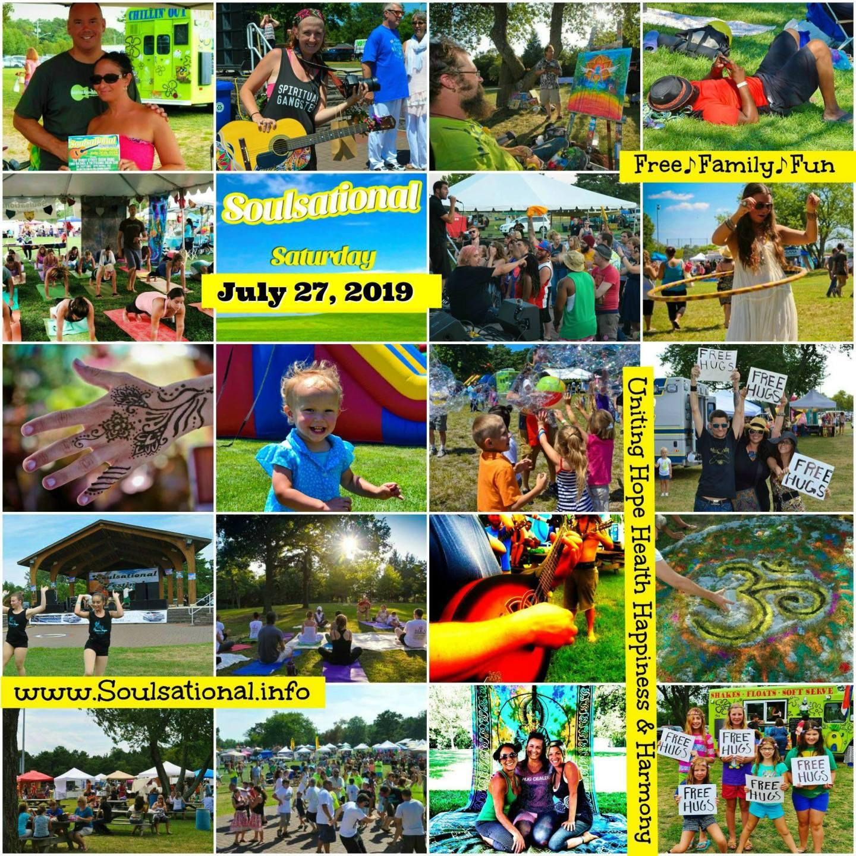 Soulsational Music Wellness Festival Jersey Shore activities