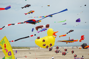Wildwoods International Kite Festival Jersey Shore