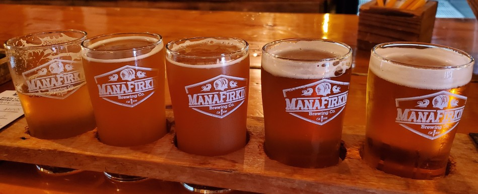 ManaFirkin Brewery review near LBI, Manahawkin