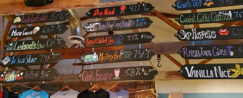 ManaFirkin Brewing review at Jersey Shore