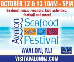 Avalon Seafood Festival 2019