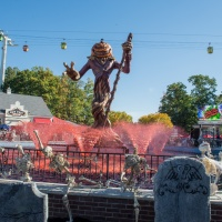 Six Flags Launches Fright Fest 2019 on Friday the 13th