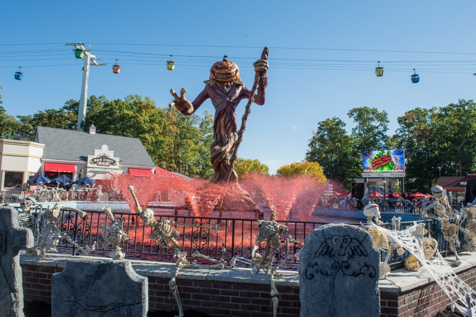 Six Flags NJ Fright Fest
