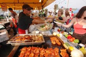 Olde Time Italian Festival in Wildwood