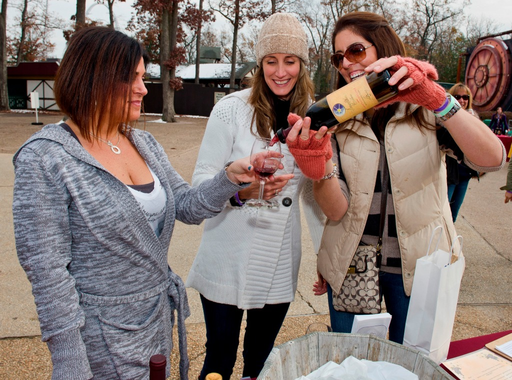 Six Flags NJ Wine Festival
