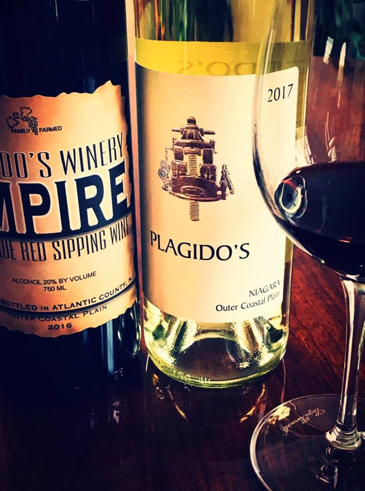 Plagido Winery Review New Jersey Wineries