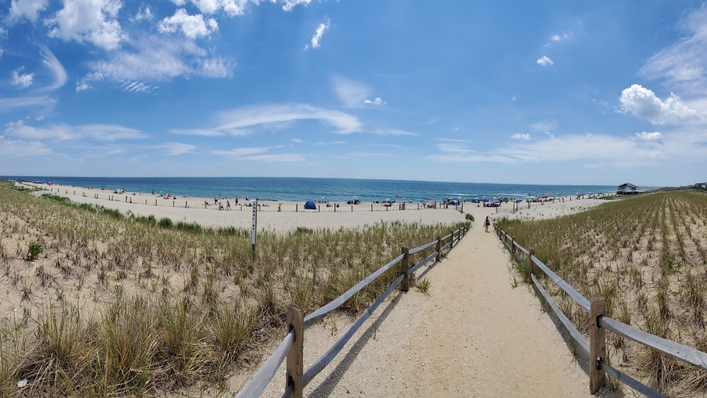 Jersey Shore open beaches boardwalks 2020