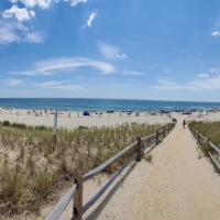 Jersey Shore Beaches Update in the Summer of Covid