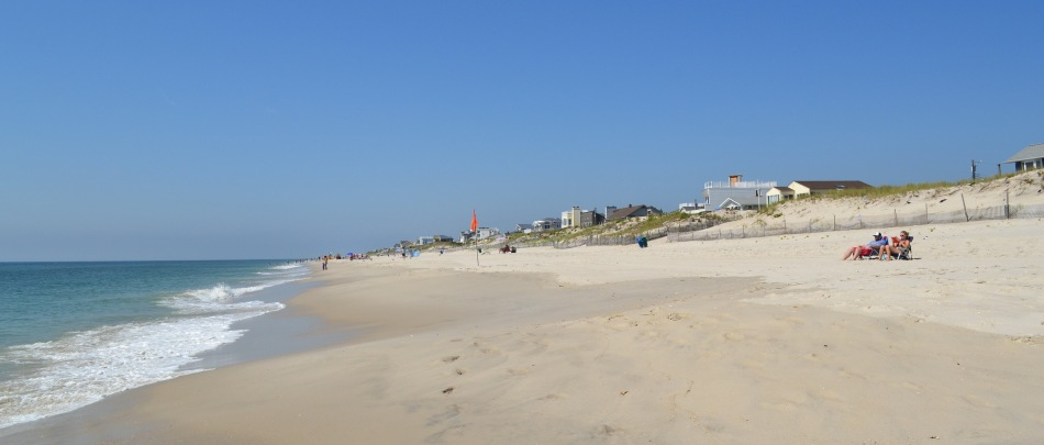 NJ beaches open Seaside LBI Wildwood