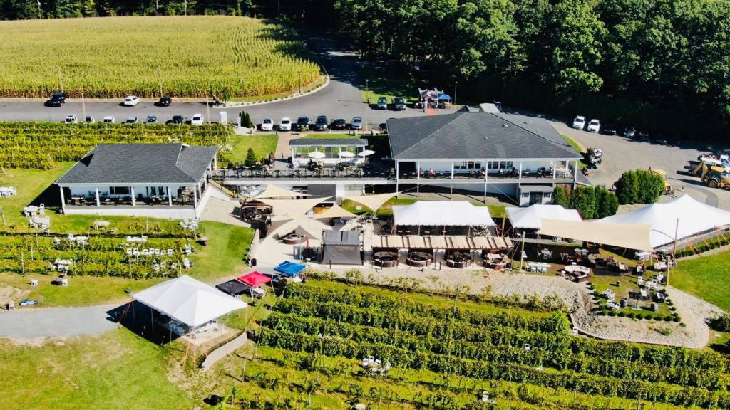 Blue Ridge Winery PA Review