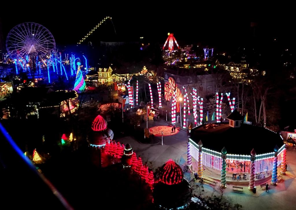 Six Flags NJ Winter Festival