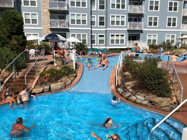 Jersey Shore spring vacation rental deals
